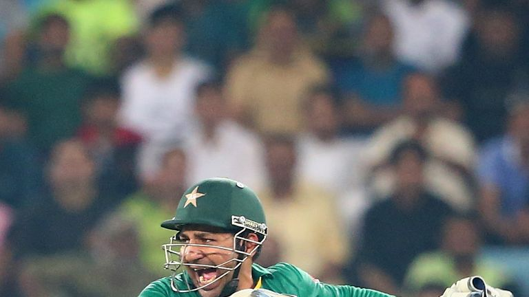Sarfraz Ahmed brings his Pakistan team to Scotland for two T20 internationals this week