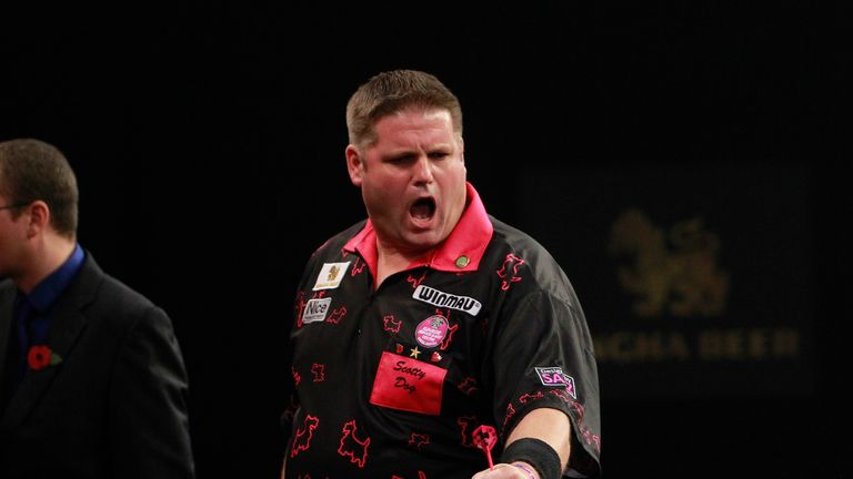 2015 BDO world champion Scott Mitchell is among the names to have qualified for the Grand Slam of Darts