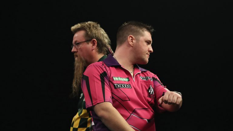 Daryl Gurney secures biggest career win at World Grand Prix in Dublin