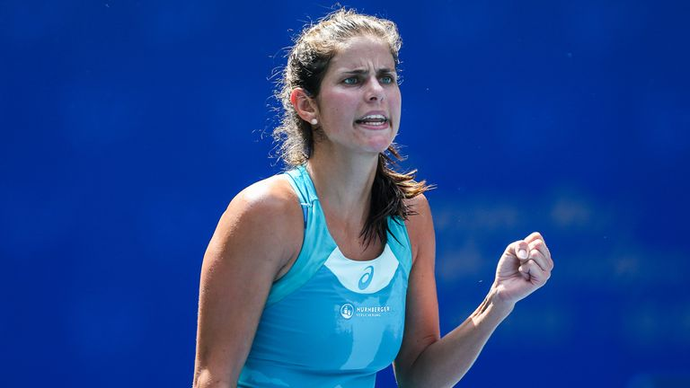 Julia Goerges clinches Kremlin Cup with victory against Daria Kasatkina