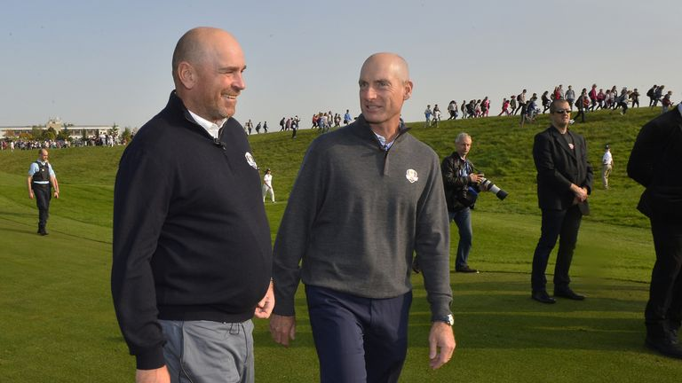 Furyk concedes the Europeans have significant home advantages