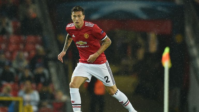 Victor Lindelof has struggled to establish himself at Man Utd