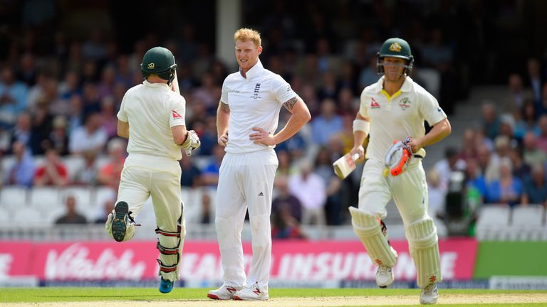 Warner insists he was suspended for a lot less than Stokes
