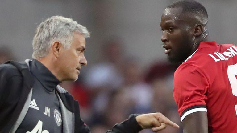 Will Jose Mourinho be exchanging Christmas pleasantries with his leading marksman Romelu Lukaku?