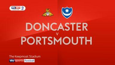 Doncaster 2-1 Portsmouth