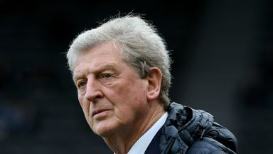 Roy Hodgson's Crystal Palace side recorded no shots on target in the 1-0 loss at Newcastle