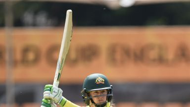 Rachael Haynes will stand in for the injured Meg Lanning as Australia captain during the Women's Ashes
