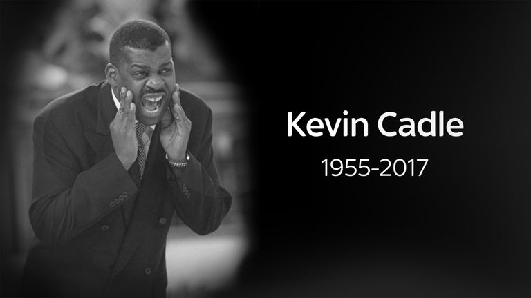 Kevin Cadle obituary picture