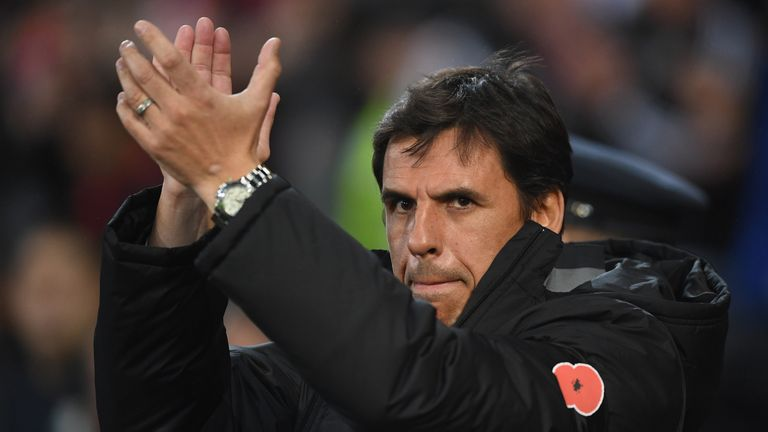 Chris Coleman hopes to continue as Wales boss