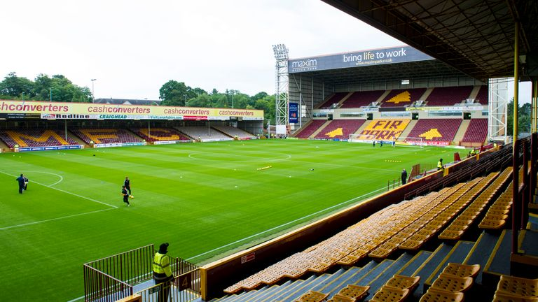 Motherwell's Fir Park has the best pitch in the Premiership, according to the players