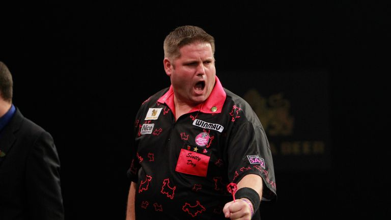 Scott Mitchell at a BDO event