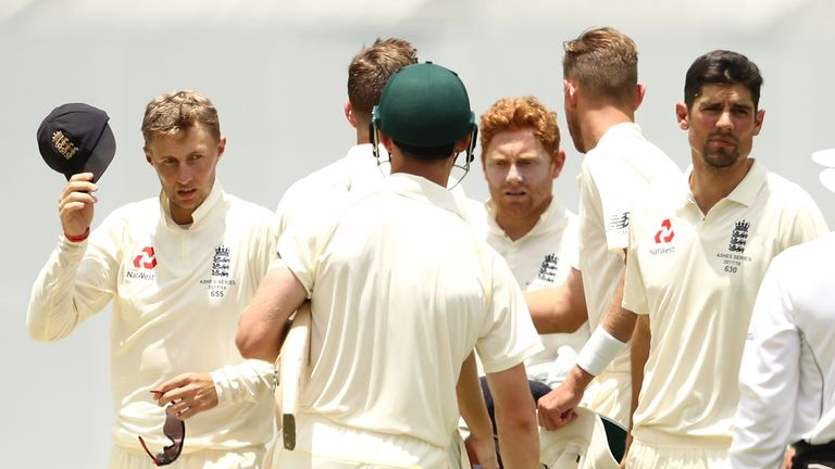 Headbutt from England cricketer was 'weird not malicious'