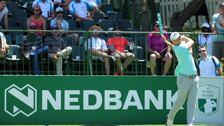 Scott Jamieson leads by one after Nedbank Challenge third round