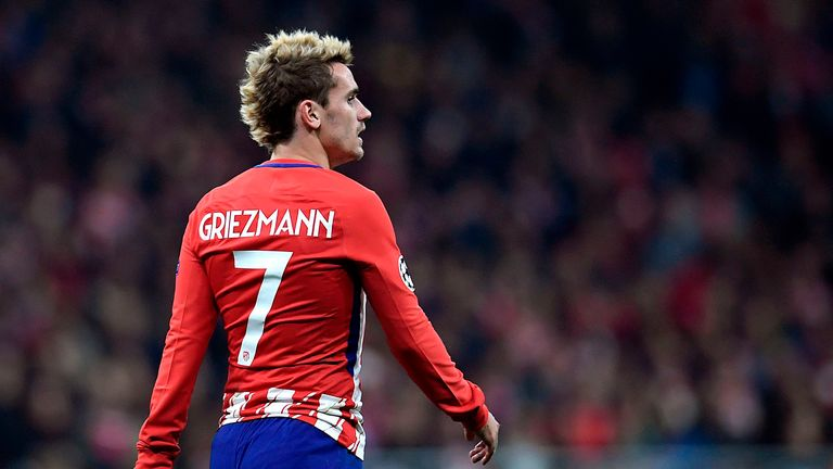 Griezmann reveals his frustration over failed move to Emirates