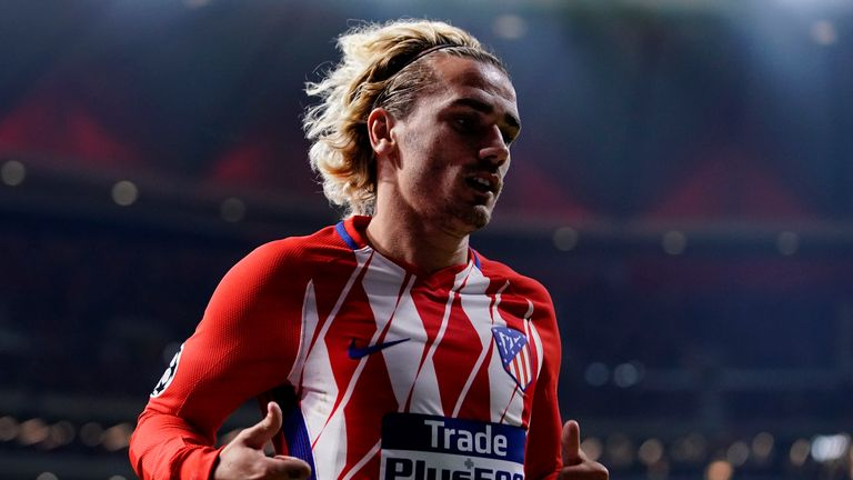 Barca have reportedly moved a step closer to signing Atletico Madrid forward Antoine Griezmann
