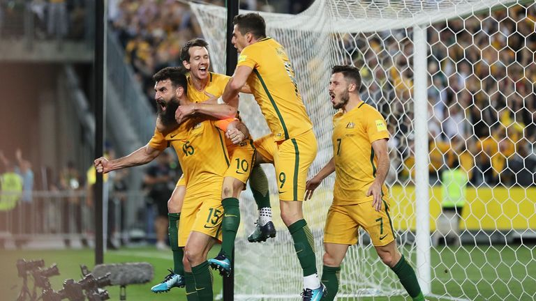 Australia will kick off their World Cup campaign against France on June 16
