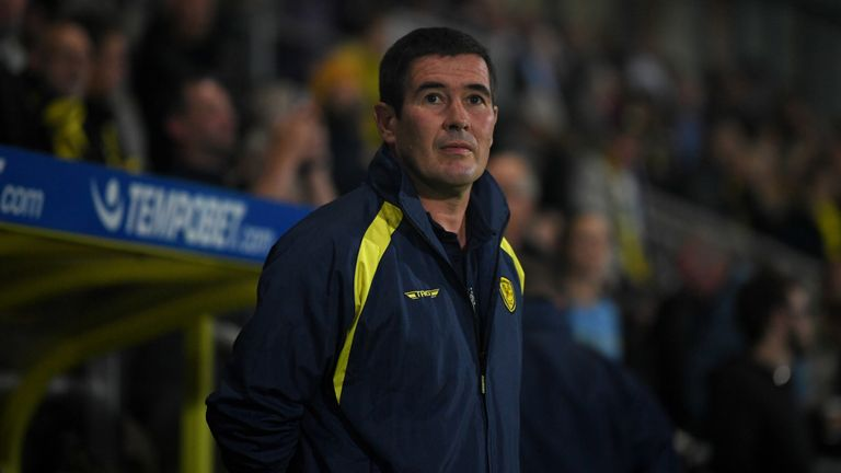 Burton manager Nigel Clough says his side have had some bad luck this season