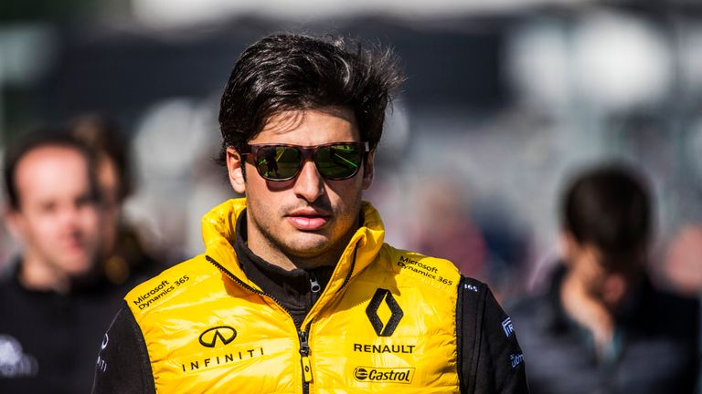 Sainz Jr to take on Rallye Monte Carlo final stage