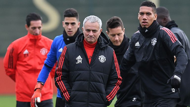 Jose Mourinho will be happy to see his side sit deep in the Manchester derby, says Matt Le Tissier