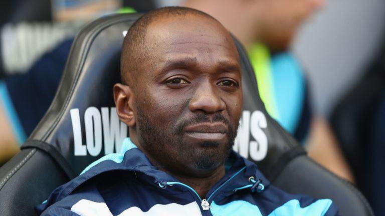 Claude Makelele is leaving his Liberty Stadium post to head to Belgium