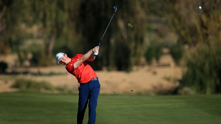 Connor Syme enjoyed excellent weeks in Scotland and Portugal shortly after turning pro