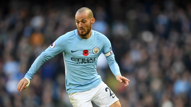 David Silva impressed as Manchester City beat Arsenal