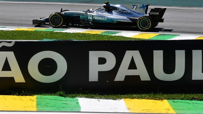 Pirelli cancel F1 tire test in Brazil after attacks