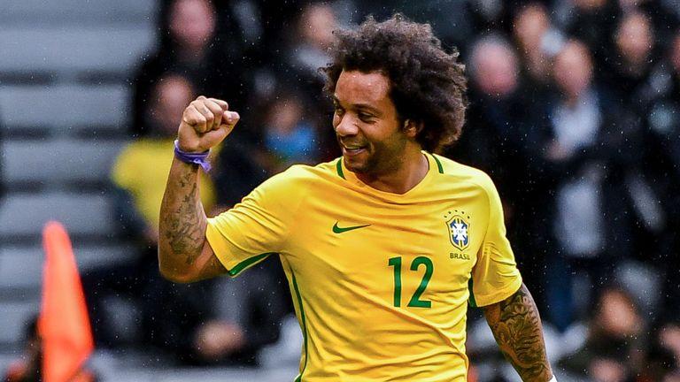 Marcelo is Brazil's key creative force from left-back