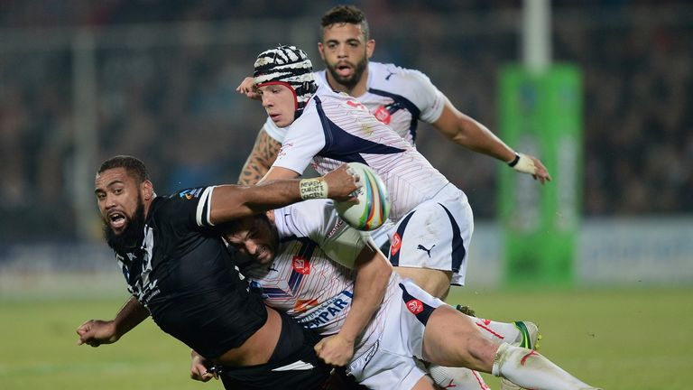 Theo Fages says the France team have put recent off-the-field problems behind them