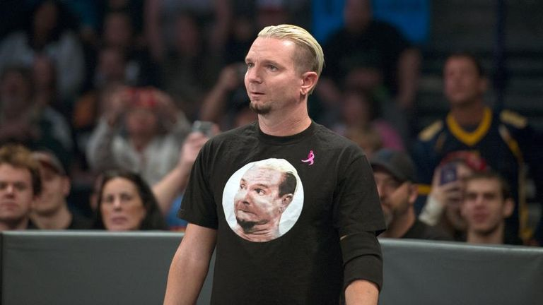 WWE Releases James Ellsworth