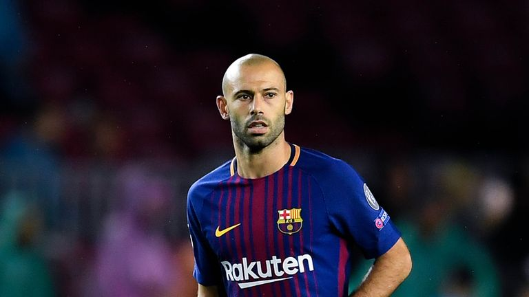 Barcelona star thinks Mascherano could be set for stunning Liverpool transfer — Messi