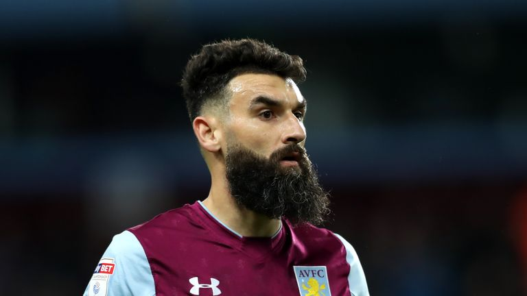 Mile Jedinak says Saturday's game is life-changing for Aston Villa's players