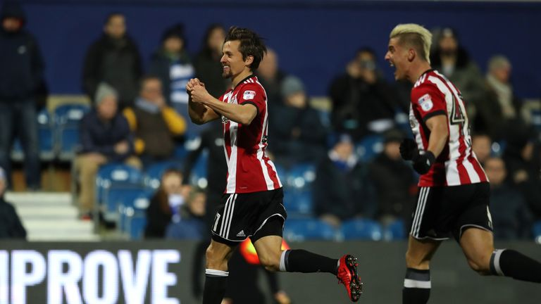Brentford's Vibe hit form again in December