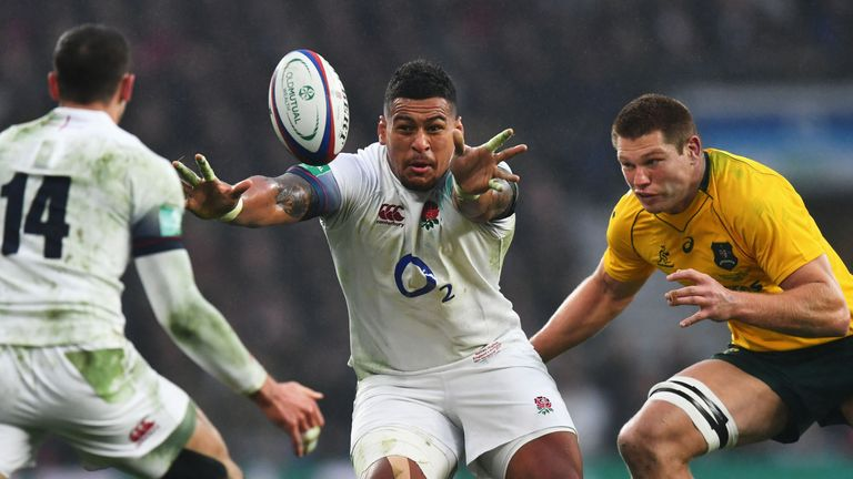 Nathan Hughes is set to miss the entire Six Nations with a knee injury