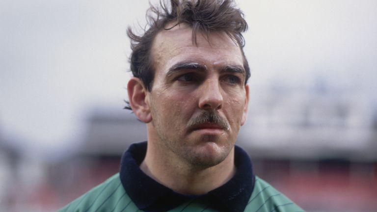 Neville Southall has become a vocal ally for the LGBT+ community in recent weeks
