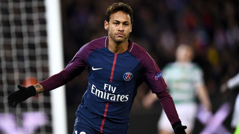 Neymar reportedly wants a move away from Paris Saint-Germain