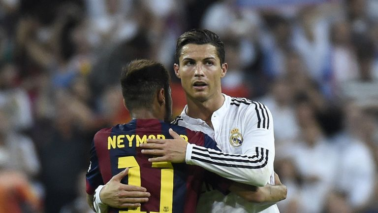 European paper talk real madrid want neymar to replace cristiano by matt gault football whispers stopboris Gallery