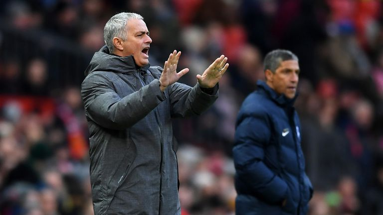 Manchester United are expected to take a cautious approach to the derby on Sunday