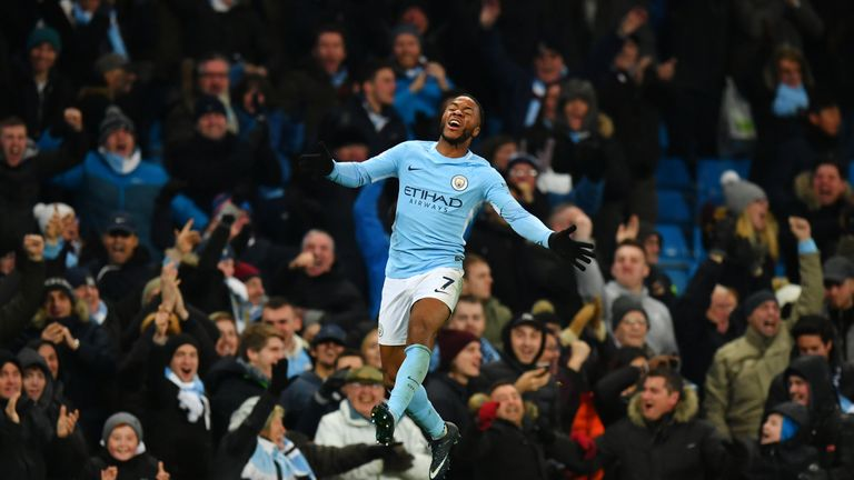 Raheem Sterling is popular with the pundits