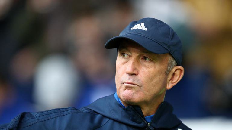 Tony Pulis lost his job at West Brom