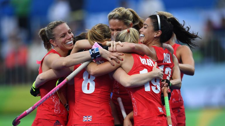 Kate Richardson-Walsh led the Great Britain women's hockey team to Olympic gold at Rio 2016