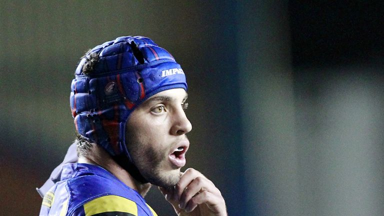 Warrington agreed to let Benjamin Jullien leave for an undisclosed fee
