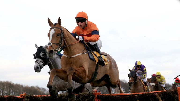 Sam Spinner: Will handle testing conditions at Cheltenham
