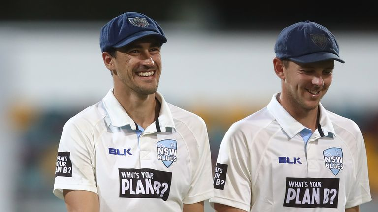 Ashes digest: Pat Cummins wants to emulate Mitchell Johnson
