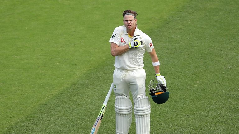 Bumble says Steve Smith is the modern-day Shiv Chanderpaul