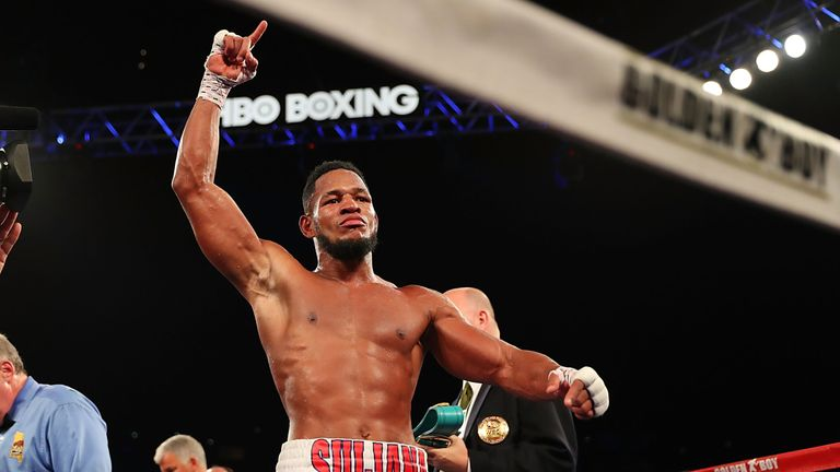 Barrera is another light-heavyweight on a packed card