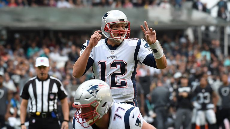 New England Patriots QB Tom Brady is eyeing up a sixth Super Bowl, aged 40