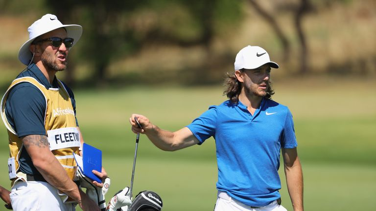 Fleetwood heads into the season finale with a 256,738-point lead in the Race to Dubai