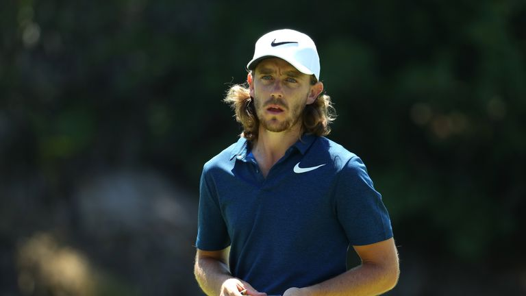 Tommy Fleetwood features in this week's Hero Challenge