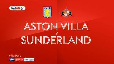 Aston Villa 2-1 Sunderland